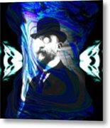 Surreal Satie, The Velvet Gentlemen Metal Print