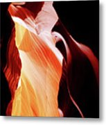 Surreal Shapes In Form And Time Metal Print