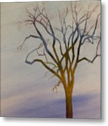 Surreal Tree No. 1 Metal Print