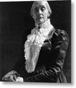 Susan B. Anthony (1820-1906) Metal Print
