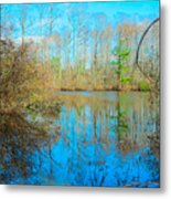 Swamp Things  Metal Print