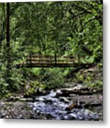 Swan Creek Park Metal Print