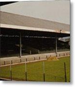 Swansea - Vetch Field - South Stand 2 - 1970s Metal Print