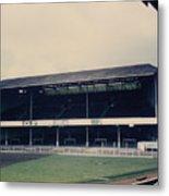 Swansea - Vetch Field - West Terrace 3 - 1970s Metal Print