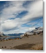Sweeping Skyscape Metal Print