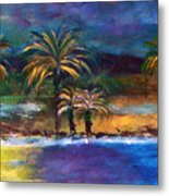 Sweet Escape Metal Print