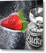 Sweet Fruits Metal Print
