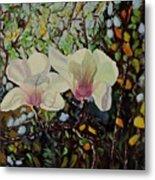 Sweet Magnolias Metal Print