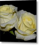 Friendship Roses Metal Print
