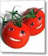 Sweet Tomatoes Metal Print