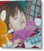 Sweetie Pie Metal Print
