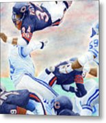 Sweetness Over The Top Metal Print by Lyle Brown