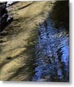 Sweetwater Creek Metal Print