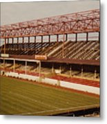 Swindon - County Ground - Main Stand 2 - 1970s Metal Print