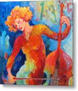Swinging At Club 135 Metal Print by Susanne Clark