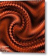 Swirl Creativiana Catus 1 No.2 H A Metal Print