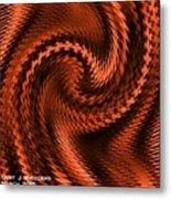 Swirl Creativiana Catus 1 No.2 V A Metal Print