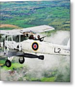 Swordfish Aircraft 2 Metal Print