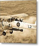 Swordfish Aircraft Metal Print