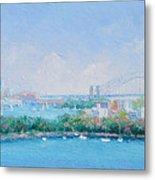 Sydney Harbour Bridge - Sydney Opera House - Sydney Harbour Metal Print