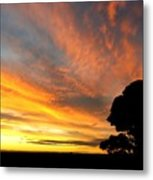 Sydney Sunset 10-06 Metal Print