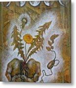 Symbiosis Metal Print