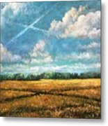 Symbols Of Hope And Eternity Metal Print