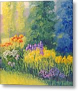 Symphony Of Summer Metal Print