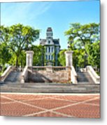 Syracuse University Hall Of Languages Metal Print