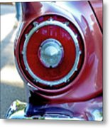 T-bird Tail Metal Print