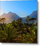 Table Mountain 1 Metal Print