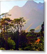Table Mountain 2 Metal Print