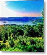 Table Rock Lake Metal Print
