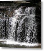 Table Rock South Carolina Water Fall Metal Print