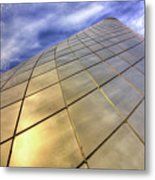 Tacoma Glass Museum Metal Print