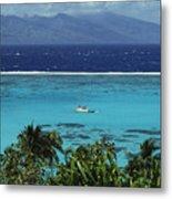 Tahiti, Moorea Metal Print