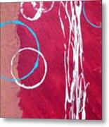 Tahoe Texture Metal Print