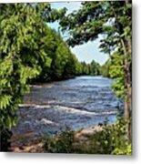 Tahquamenon River Metal Print