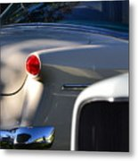 Tail Light Metal Print
