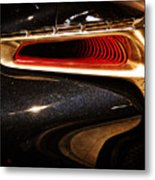 Taillight Of The Future Metal Print
