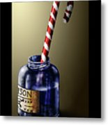 Tainted Candy Metal Print