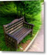 Take A Pause In Your Busy Life Metal Print