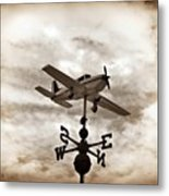 Take Me To The Pilot Metal Print by Bill Cannon