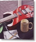 Take Ten Metal Print