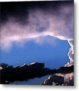 Talking To God Metal Print by Methune Hively