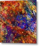 Tall Space 15-12 Metal Print