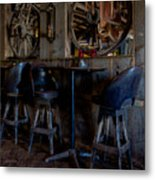 Tall Tales Metal Print