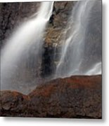 Tangle Falls Closeup 9 Metal Print