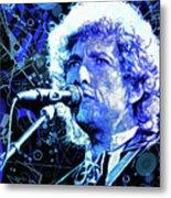 Tangled Up In Blue, Bob Dylan Metal Print