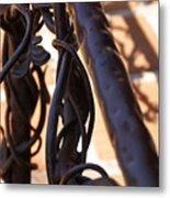 Tangled Vines Metal Print